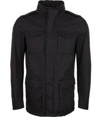 herno multi-pocket cotton jacket