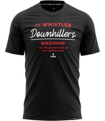 camiseta helmet sw whistler masculina - masculino