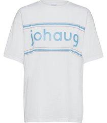 active tee 2.0 t-shirts & tops short-sleeved vit johaug