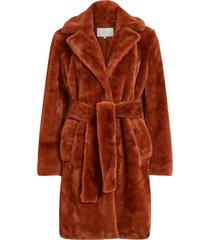 fuskpäls viboda new faux fur coat