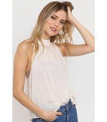 blusa blanca desiderata
