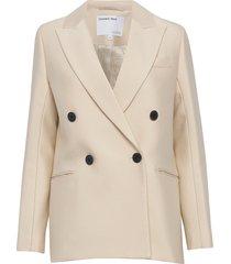 double breasted blazer blazers over d blazers creme designers, remix