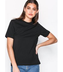 pieces pcria ss fold up solid tee noos bc t-shirts