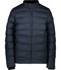 cars jeans winterjas corresh donkerblauw 46630/12
