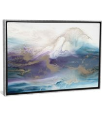 "icanvas harmony beach by blakely bering gallery-wrapped canvas print - 26"" x 40"" x 0.75"""