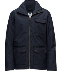 highlands jacket parka jas blauw helly hansen