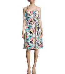 haute havana isabel silk dress