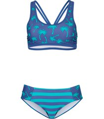 bikini minimizer (set 2 pezzi) (blu) - bpc bonprix collection