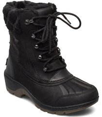 whistler™ mid shoes sport shoes outdoor/hiking shoes ankle boot - heel svart sorel