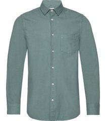 m. tim oxford shirt overhemd casual groen filippa k