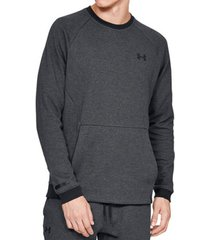sweater under armour unstoppable 2x knit crew 1329712-001
