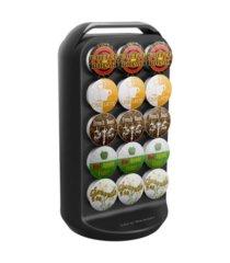 mind reader 30 capacity k-cup single serve coffee pod holder carousel
