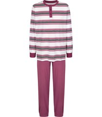 pyjama g gregory bordeaux::ecru