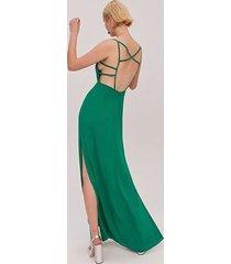 emerald green the ellie dress