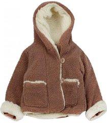 chaqueta origen marrón ficcus