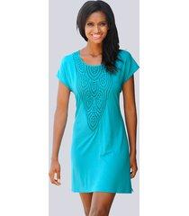 shirt alba moda turquoise