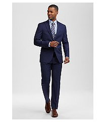 1905 collection slim fit stripe oraganica® wool men's suit with brrr°® comfort by jos. a. bank
