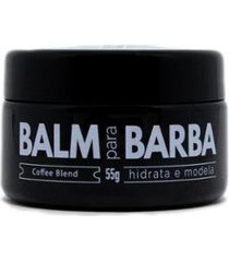 hidratante para barba balm coffee blend barba brava 55g