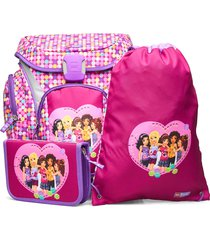 explorer school bag set accessories bags backpacks roze lego bags