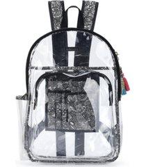 sakroots clear festival backpack