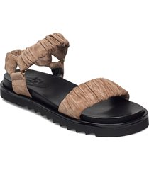 sandals 2752 shoes summer shoes flat sandals brun billi bi