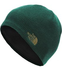 gorro bones recycled verde the north face