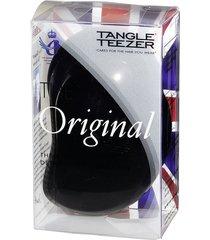 cepillo tangle teezer black desenrredante salon elite negro