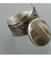 z krzenmieniem pasiastym - pierścionek