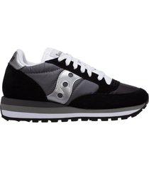 scarpe sneakers donna jazz triple