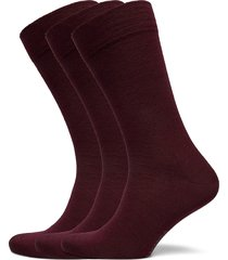 grade merino wool sock underwear socks regular socks röd amanda christensen