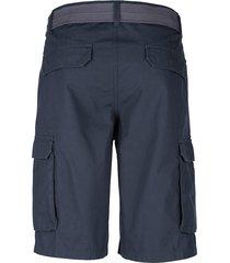 shorts boston park marinblå