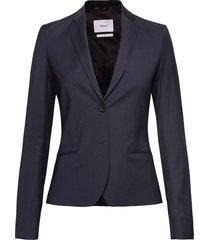 jackie cool wool jacket blazer blauw filippa k