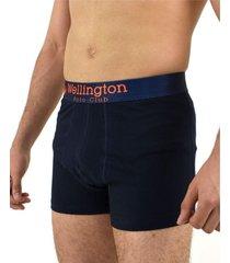 boxer azul wellington polo club frozen