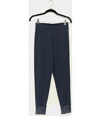 calça liz 20075 tachas feminina
