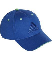 bonã© adidas lk graphic cap - azul marinho - dafiti