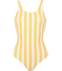 dedicated. one-piece swimsuits