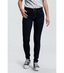 jean levis 710 super skinny performance adv stretch dusk rinse