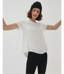 blusa blanca desiderata lumiere