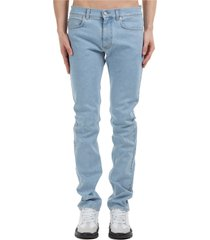 jeans uomo slim fit versace compilation