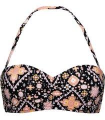 seafolly inka gypsy bustier bandeau bikini top * gratis verzending * * actie *