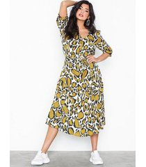 gestuz irinagz long dress loose fit dresses