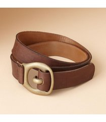 women's pelican hook belt