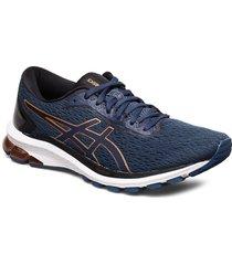 gt-1000 9 shoes sport shoes running shoes blå asics