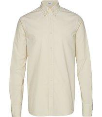 m. ben poplin shirt overhemd business crème filippa k