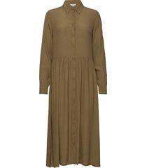 ellia jurk knielengte groen mbym