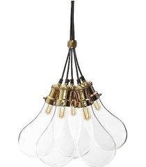 lampa wisząca żarówki ozdobne na kablu bulbs