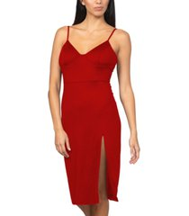 bebe corset-style dress
