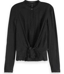 blouse strik