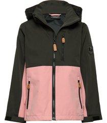 explorer jacket outerwear shell clothing shell jacket multi/patroon lindberg sweden