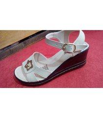 sandalias plataforma jj cow shoes ref 207